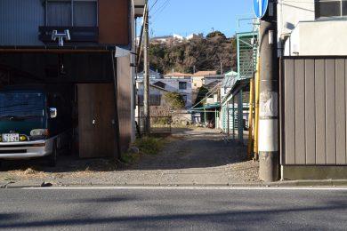 鎌倉市常盤売地